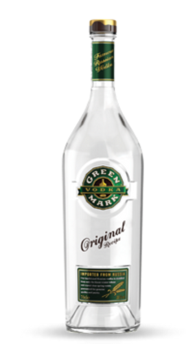 finespirits-Green Mark Vodka 40% 0,70l