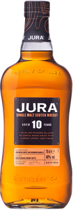 finespirits-Isle of Jura Whisky 10 Jahre 43% 0,70l
