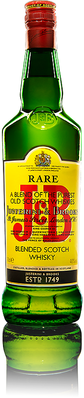 finespirits-J&B Rare Whisky 40% 0,70l