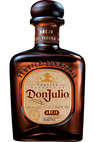 finespirits-Don Julia Tequila Anejo 38% 0,70l