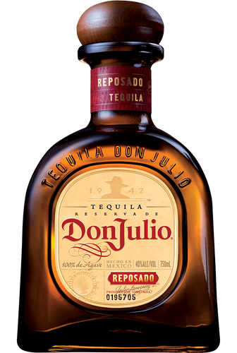finespirits-Don Julia Tequila Reposado 38% 0,70l