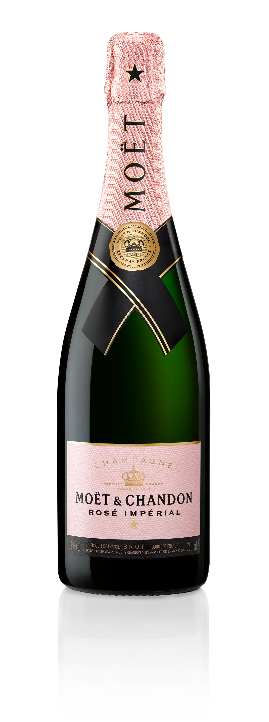 finespirits-Moet & Chandon Rosé Imperial 0,75l