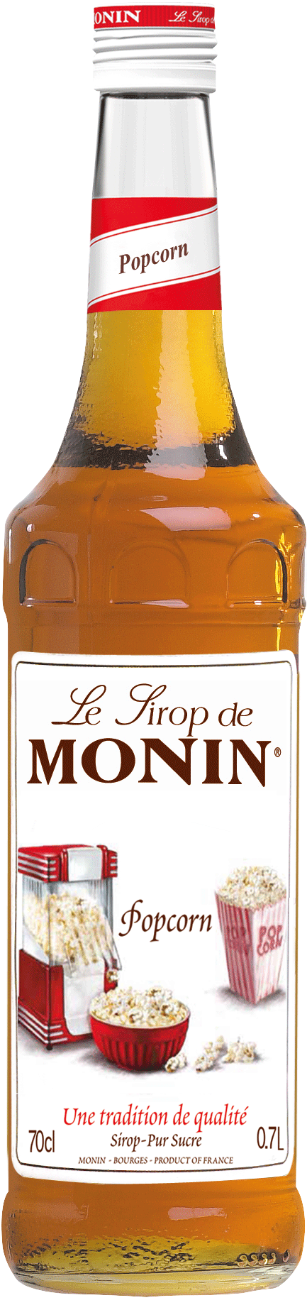 finespirits-Monin Popcorn 0,70l