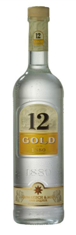 finespirits-Ouzo 12 Gold 36% 0,70l
