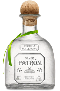 finespirits-Patron Tequila Silver 40% 0,70l