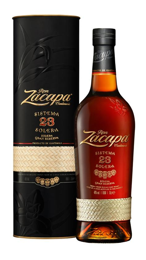 finespirits-Ron Zacapa 23 40% 0,70l