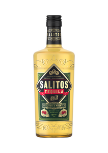 finespirits-Salitos Tequila Gold 38% 0,70l