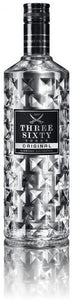 finespirits-Three Sixty Vodka 37,5% 0,70l