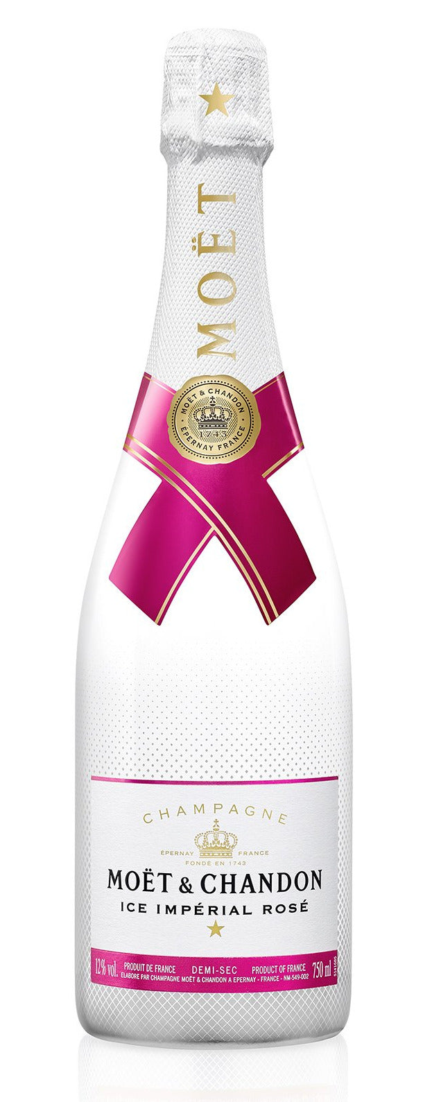 finespirits-Moet & Chandon Ice Rosé Imperial 0,75l