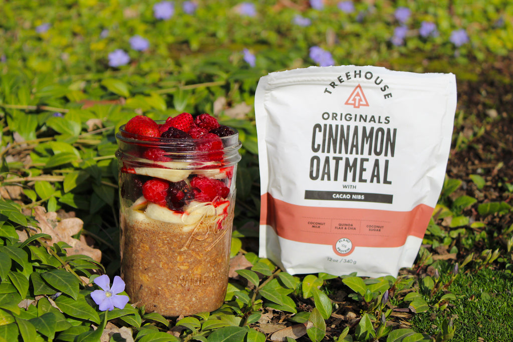 On the Go Oatmeal