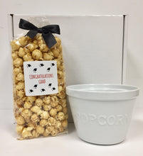 Load image into Gallery viewer, Graduation Popcorn Gift Box