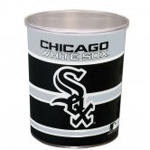 Load image into Gallery viewer, Chicago White Sox 1 gallon popcorn tin