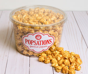 Clear Gourmet Popcorn Tubs