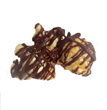 Load image into Gallery viewer, Popsations Dark Chocolate Caramel Drizzle gourmet popcorn