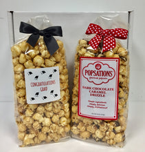 Load image into Gallery viewer, Gourmet Popcorn Graduation Gift