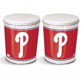 Load image into Gallery viewer, Philadelphia Phillies 3 gallon popcorn tin
