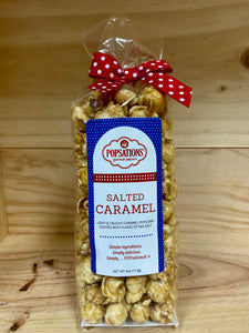 4oz Popcorn Ribbon Bag