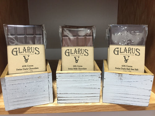 Glarus Chocolate Bars
