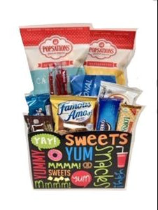 snack attache gift box