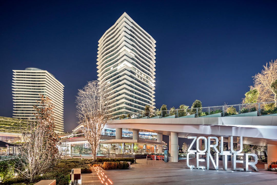 Zorlu Center Eataly