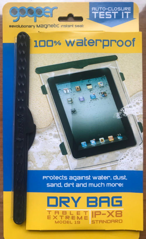 Gooper Dry Bags – Extreme Tablet Model