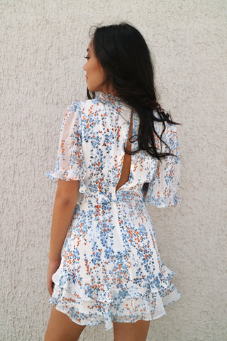 Amalfi Breeze Dress