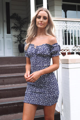 Amara Off Shoulder Dress