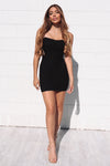 Aria Black Dress