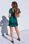Babydoll Dress - Green