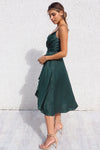Cloud Nine Dress - Green