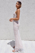 First Love Gown - White
