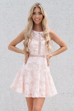 Lulu Dress - Pink - Runway Goddess