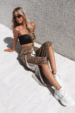 Cheetah Print Pants - Runway Goddess