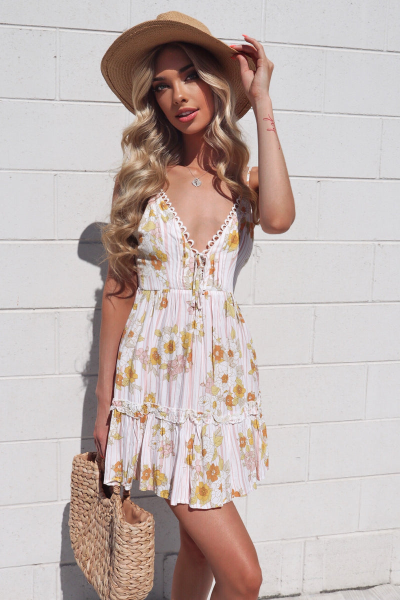 Bondi Dress - Sierra Print