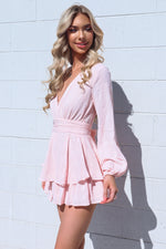 London Playsuit - Pink