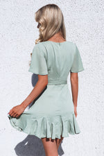 Sadie Dress - Sage