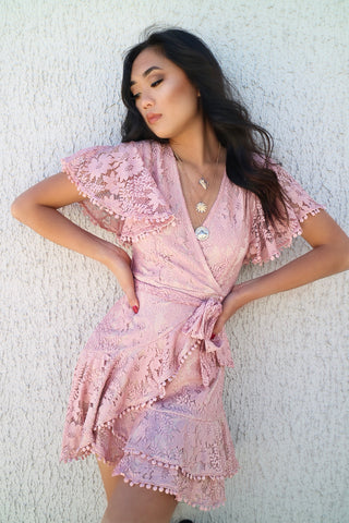 Something Sweet Dress - Pink