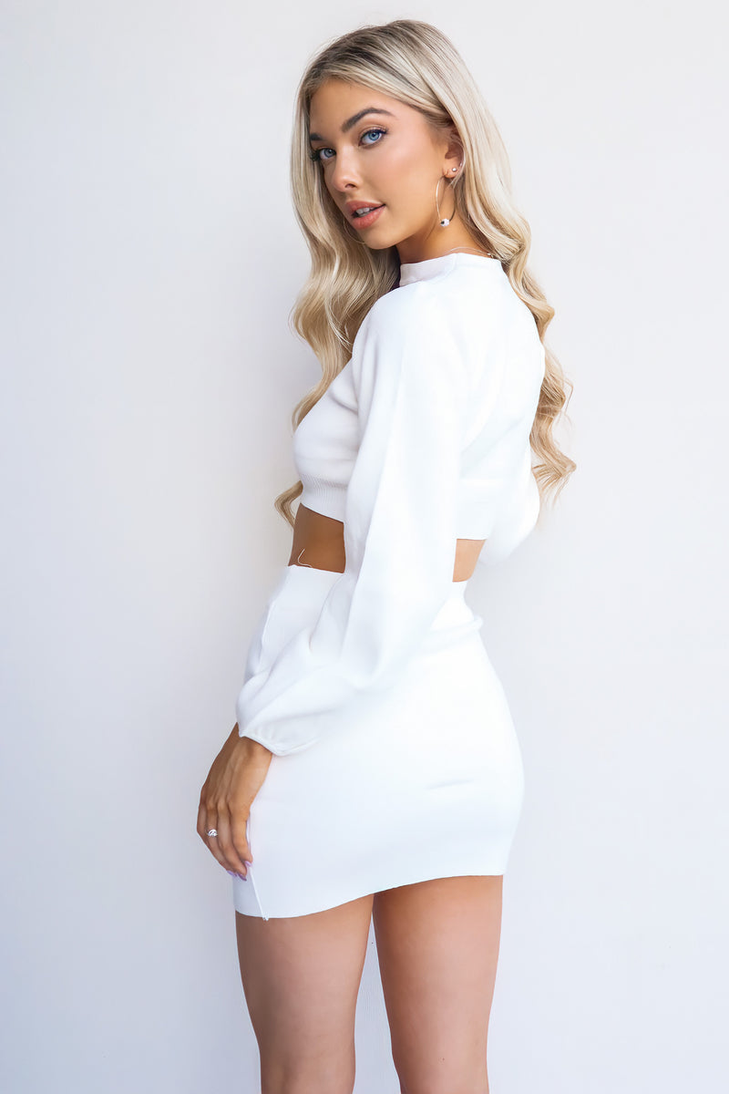 Sonny Top - White