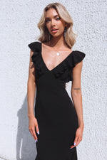 Showstopper Formal Gown - Black