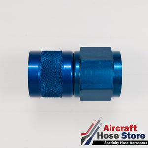 (Size 04) 471-4D AN Fitting AN818 Eaton Aeroquip Aerospace MS27414-4D