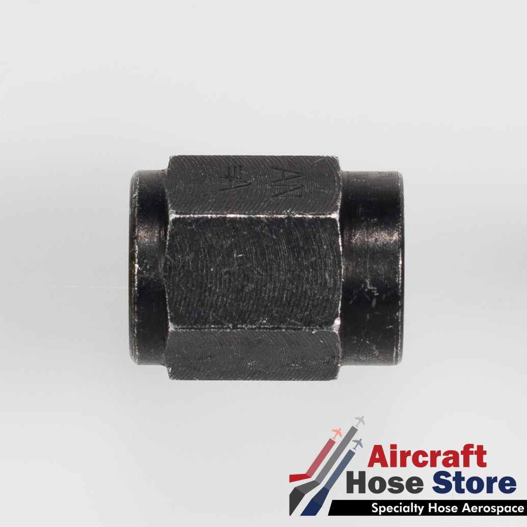 (Size 03) 290-3 AN Nut AN818 Eaton Aeroquip Aerospace (Component)