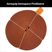 Load image into Gallery viewer, AE102-7 Eaton Aeroquip Aerospace FireSleeve ( .44 inch ID ) By The Foot