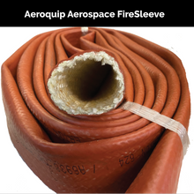 Load image into Gallery viewer, AE102-9 Eaton Aeroquip Aerospace FireSleeve ( .56 inch ID ) By The Foot