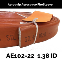 Load image into Gallery viewer, AE102-22 Eaton Aeroquip Aerospace FireSleeve (1.38 inch ID ) By The Foot