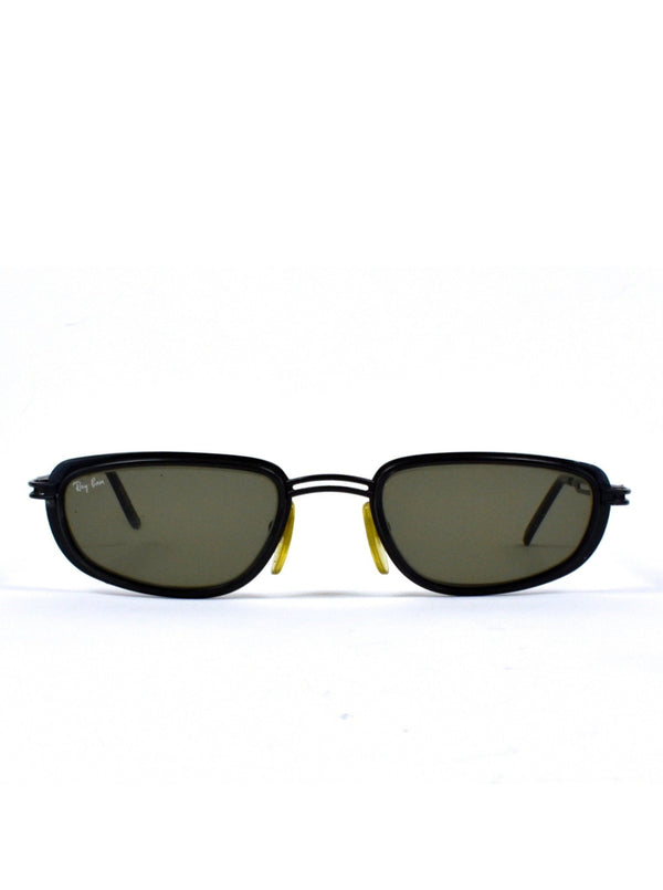 Vintage Early 1990's Metal Ray Ban Sunglasses