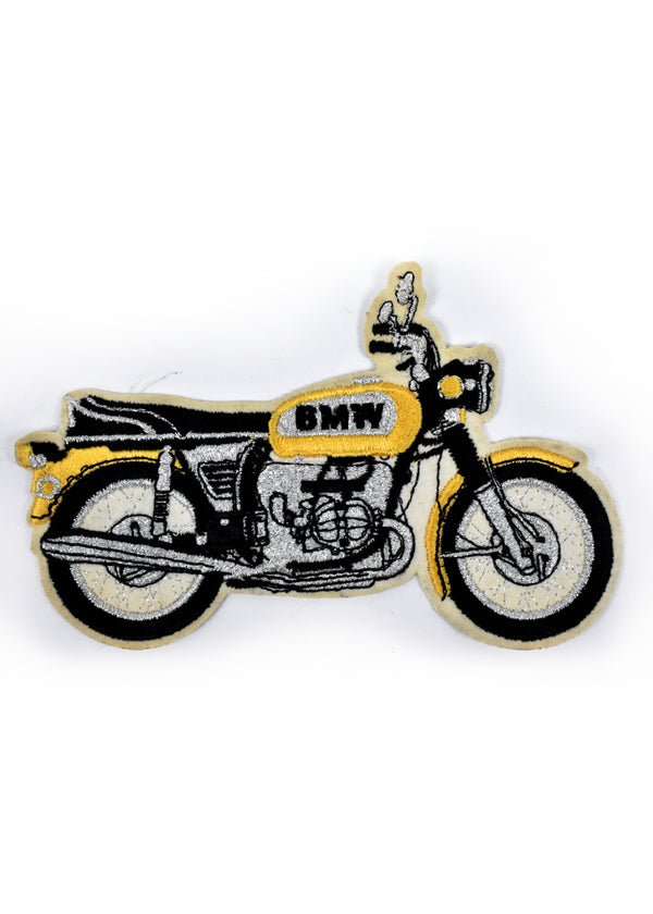 Vintage 1979 BMW R65/5 Motorcycle Patch