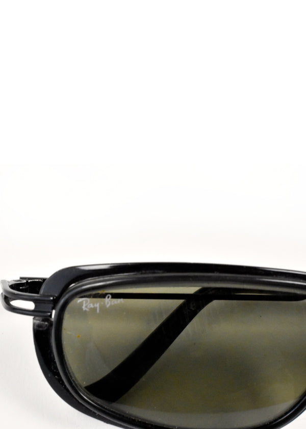 Early 1990's Metal Ray Ban Sunglasses