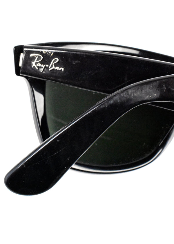Ray Ban 2113 Wayfarer Sunglasses, Made in Italy - Wayfarer with Flex