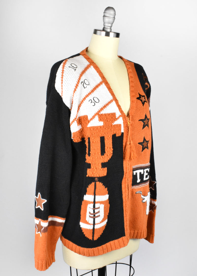 1990's Texas Longhorns Cardigan