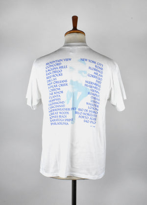 1988 Jethro Tull 20th Anniversary Tour T-Shirt